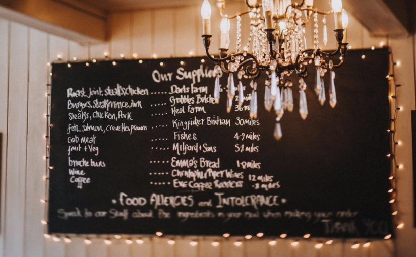 Harry's Restaurant – Longbrook StreetExeter